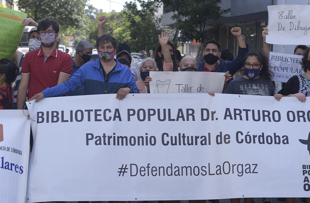 Biblioteca Popular Dr Arturo Orgaz